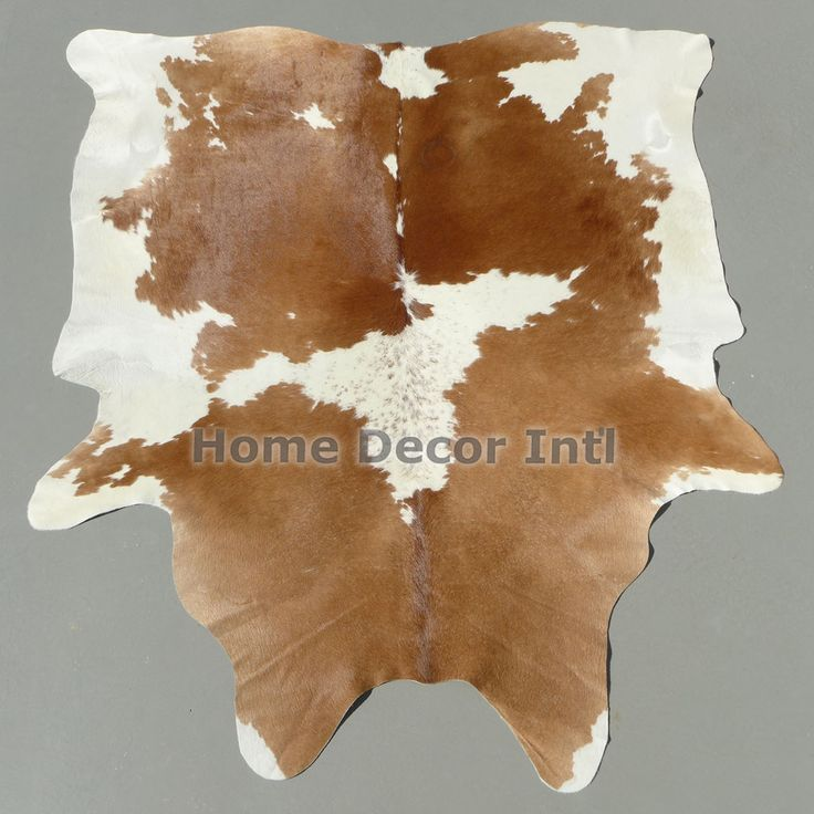 17 Best Images About Brown Amp White Cowhides On Pinterest