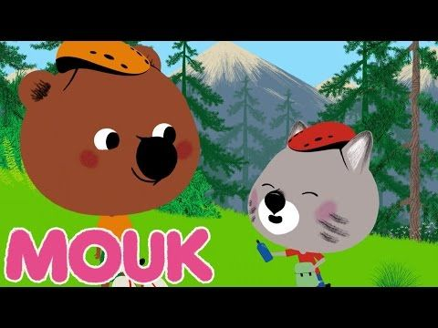 Mouk - The Winter Guests (Mexico) | Cartoon for kids - YouTube