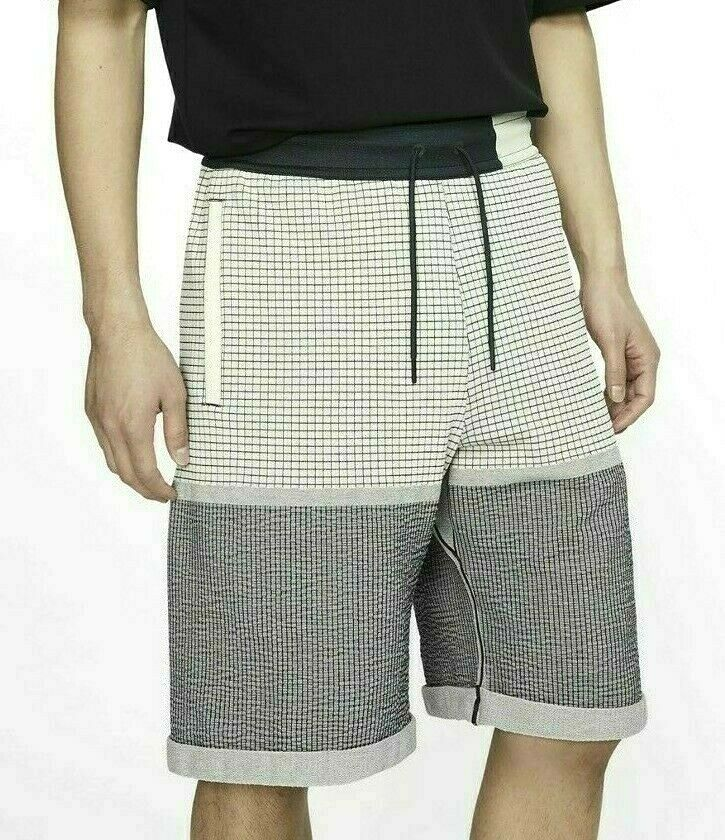 Nike Sportswear Tech Pack Knit Shorts Mens XS AR1587238