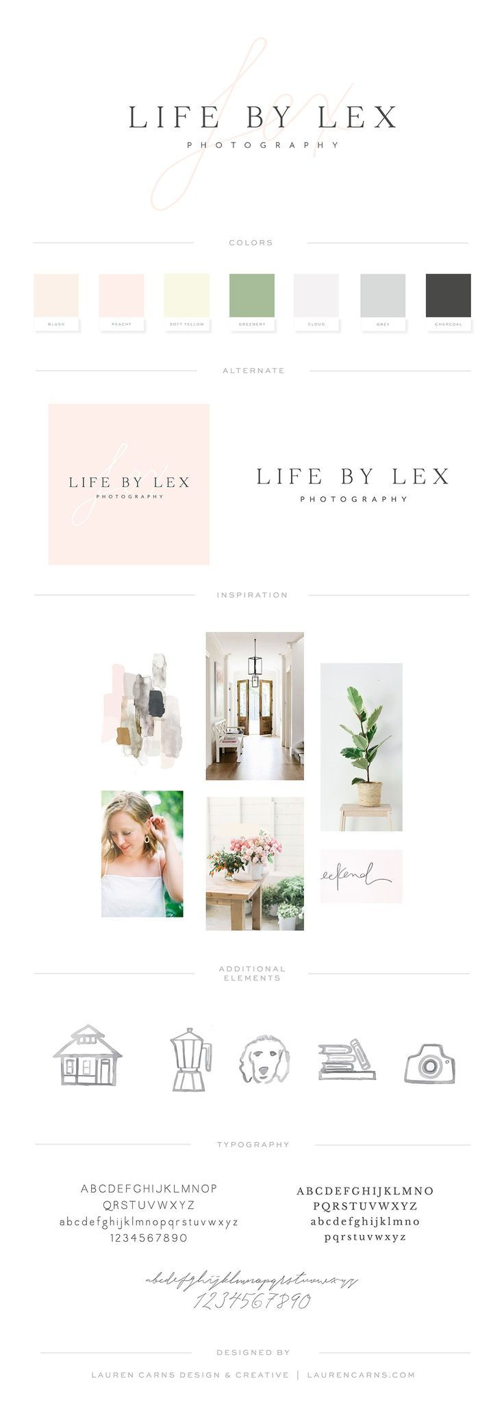 Alexis approached me at the beginning of this year to work on a smaller project to complement her current brand. We hit it off right away as she's a fellow Hoosier and her aesthetic style is on point (also, would someone please explain to me what on point is? I feel like an old person.) …
