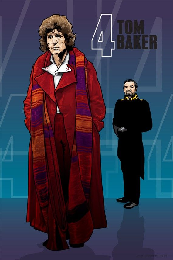 Sci Fi Doctor : Best images about sci fi doctor who tom baker