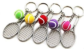 Tennis Key Chains