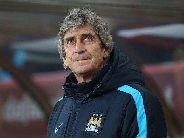 Manchester City boss Manuel Pellegrini: 'We struggled to create' #Champions_League #Manchester_City #Football