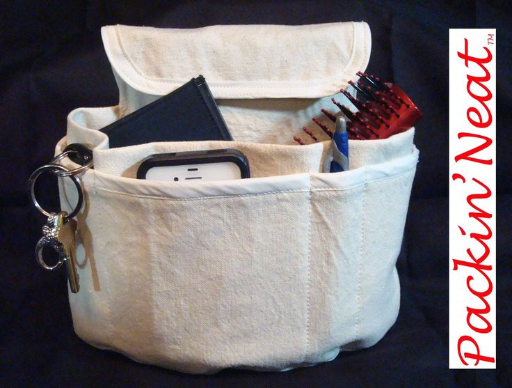 The Packin' Neat Petite #holster purse insert, a ...