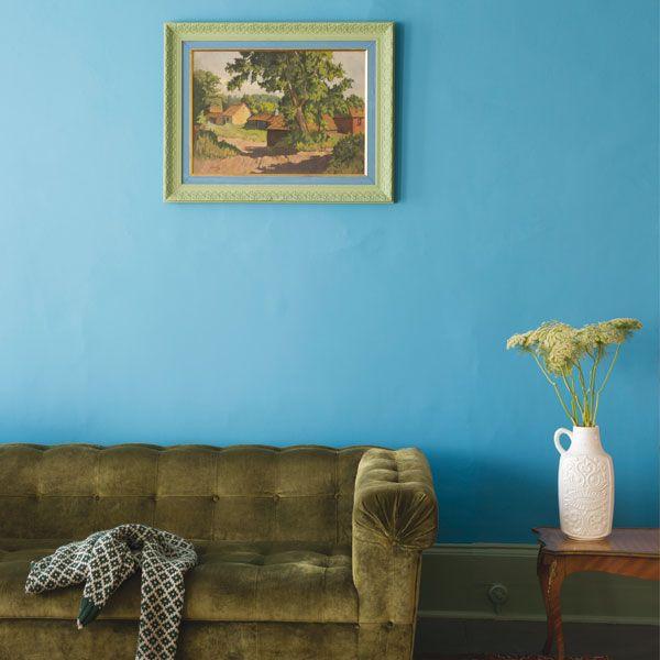 #FarrowandBall St Giles Blue www.waringstore.co.uk