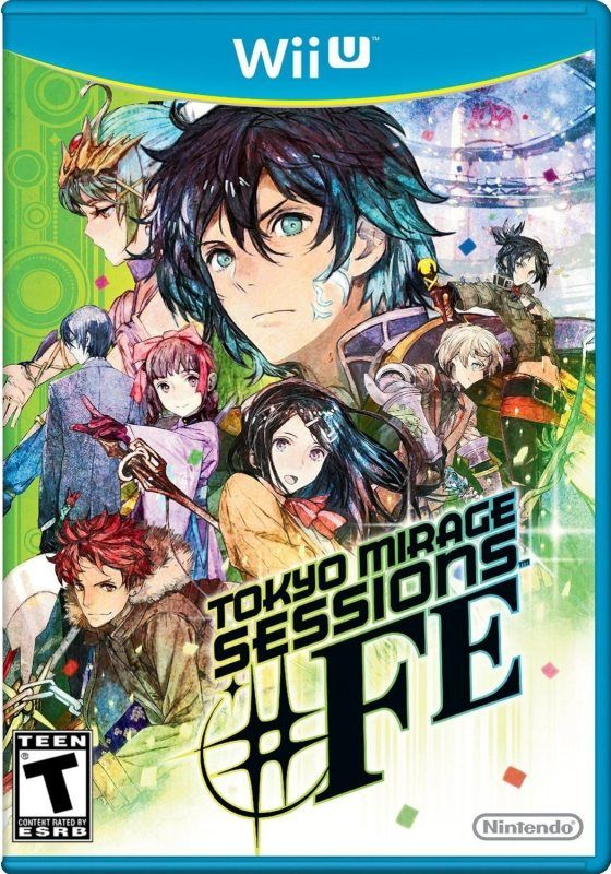 Nintendo Streams English Tokyo Mirage Sessions FE Teaser