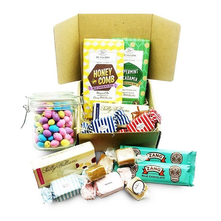 Send gift hampers filled with everything sweet   Only on www.givbox.co.za   #givbox #onlinestore #gifthampers #southafrica