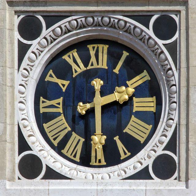 'clock tower' on Picfair.com
