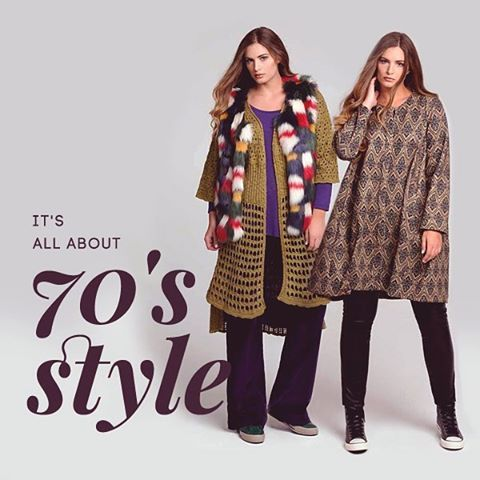 The retro-cool look is back! Η μόδα της δεκαετίας του '70 επιστρέφει δυναμικά με τα ισχυρά retro μοτίβα, τις flared γραμμές και την bohemian αισθητική της. #matfashion #fallwinter16 #collection #retro #bohemian #70s #fashion #inspiration #ootd #style #fashionista