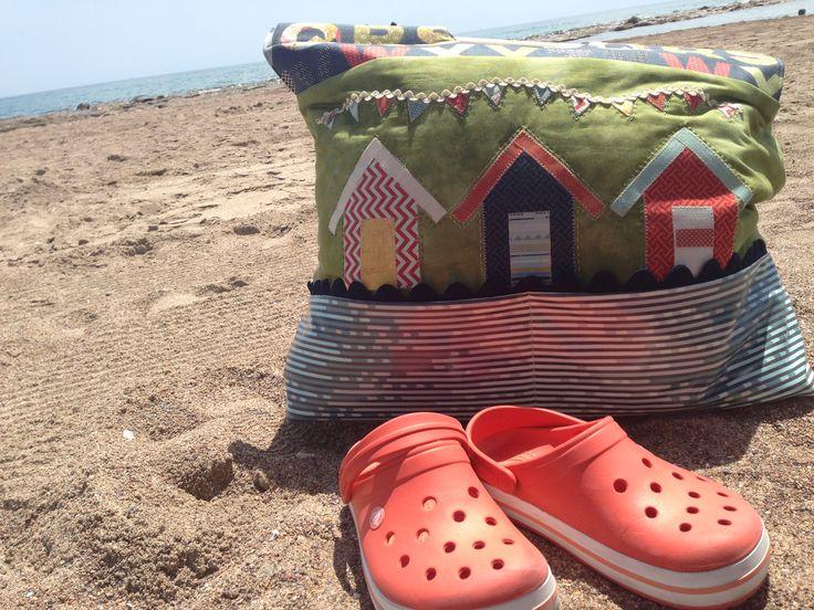 Bolsa de playa de La Tertulia. Ideal!