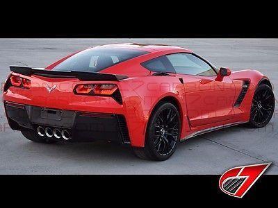 2014+ C7 Chevrolet Corvette GTX Rear Spoiler for Z06 | Carbon Fiber | $639