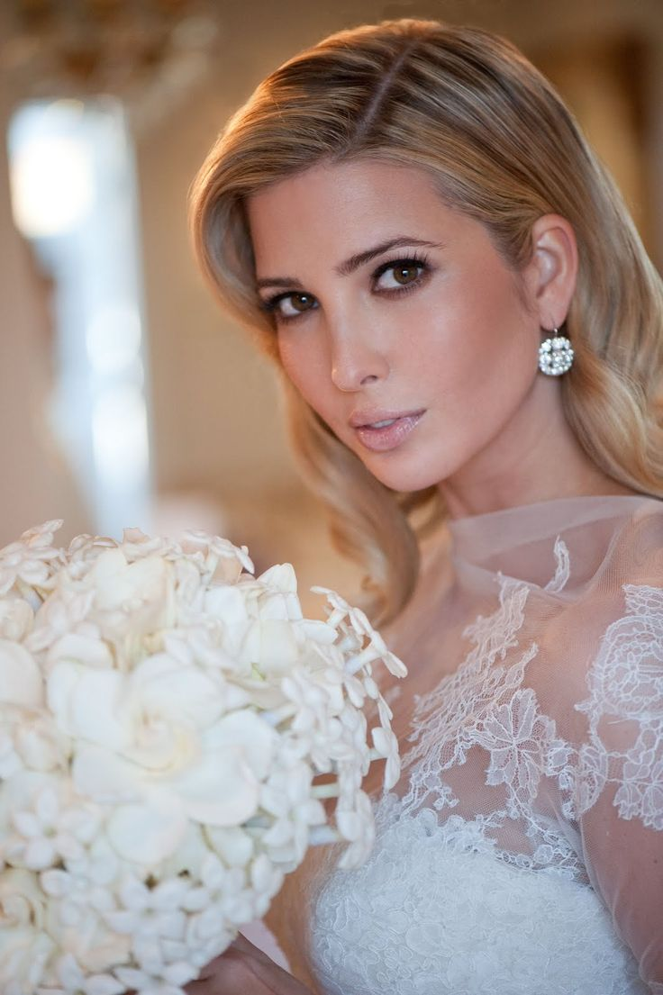 "Ivanka Trump was the definition of ""beautiful"" on her wedding day."