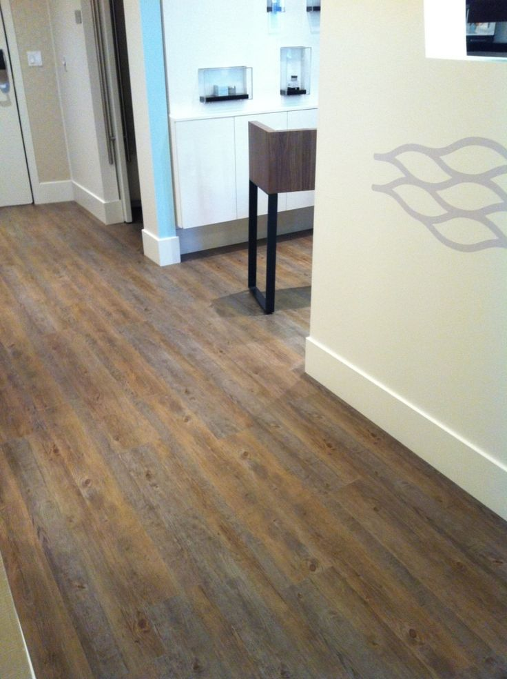 Vinyl Plank Flooring The Home Would Look Great This