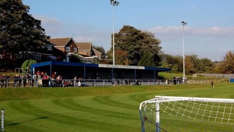 Liversedge: The team that have not played at home since Halloween