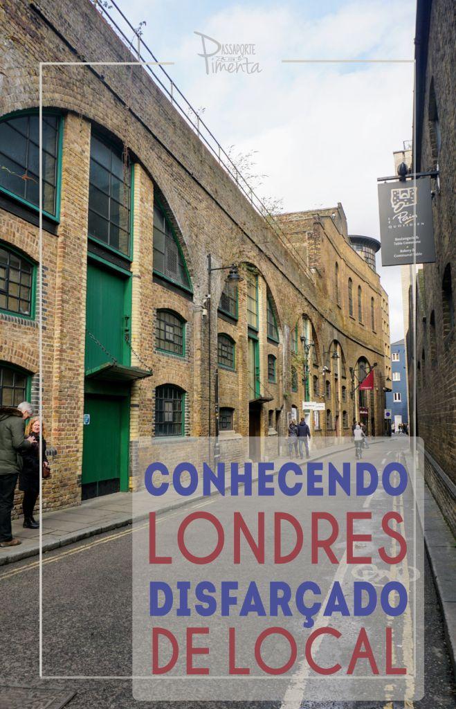 Londres é uma cidade que deve ser conhecida aos po…