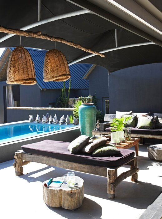 8 Exquisite Pools   Chic Pool Furniture -- One Kings Lane