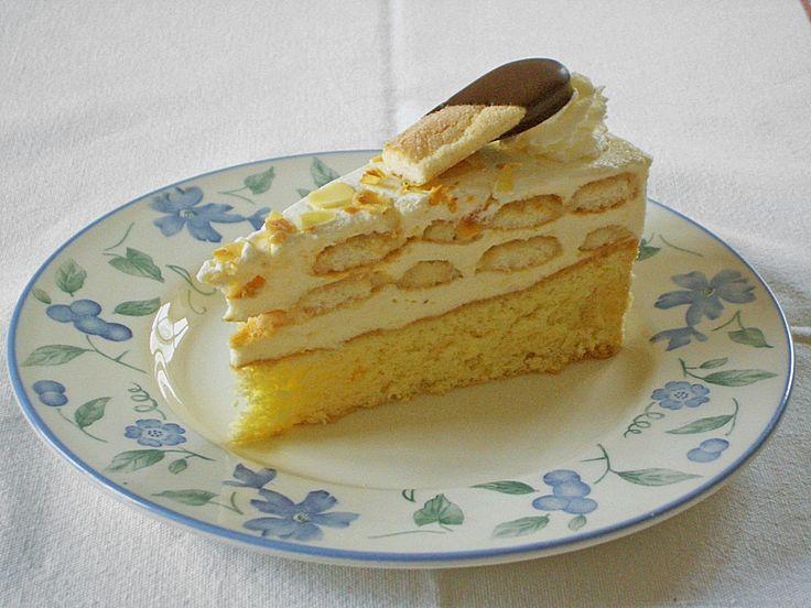Malakofftorte (Rezept mit Bild) von Torte80 | Chefkoch.de