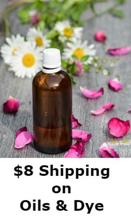 Natures Items | Fragrance Oils $8 Flat Rate Shipping