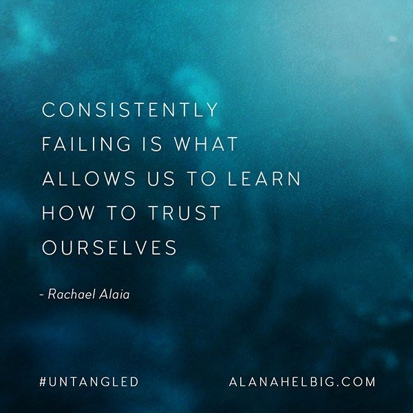 Episode 9 of Untangled with Rachel Alaia explores: + Integrity in the online world. + Getting stuck in the spiritual trap of 'solving' rather than 'feeling'. + Building self-trust by failing consistently. + Why our wounds are our greatest gifts. + And using our rock bottom moments as opportunities to reclaim power and self-worth.