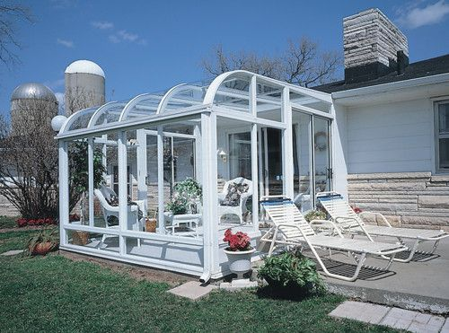 17 best images about sunroom balcony on pinterest for Backyard sunroom