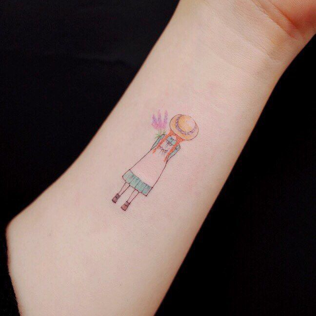 Anne Of Green Gables Studiobysol Willow Tattoo Studiobysol