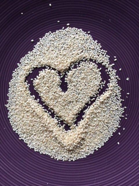 Sezamie otwórz się, czyli mielony sezam / Ground Sesame