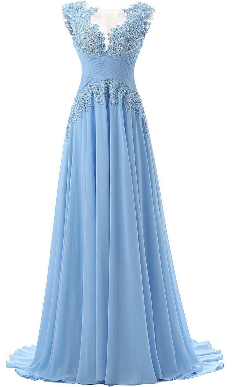 32 best long formal prom dress images on Pinterest | Formal dresses ...