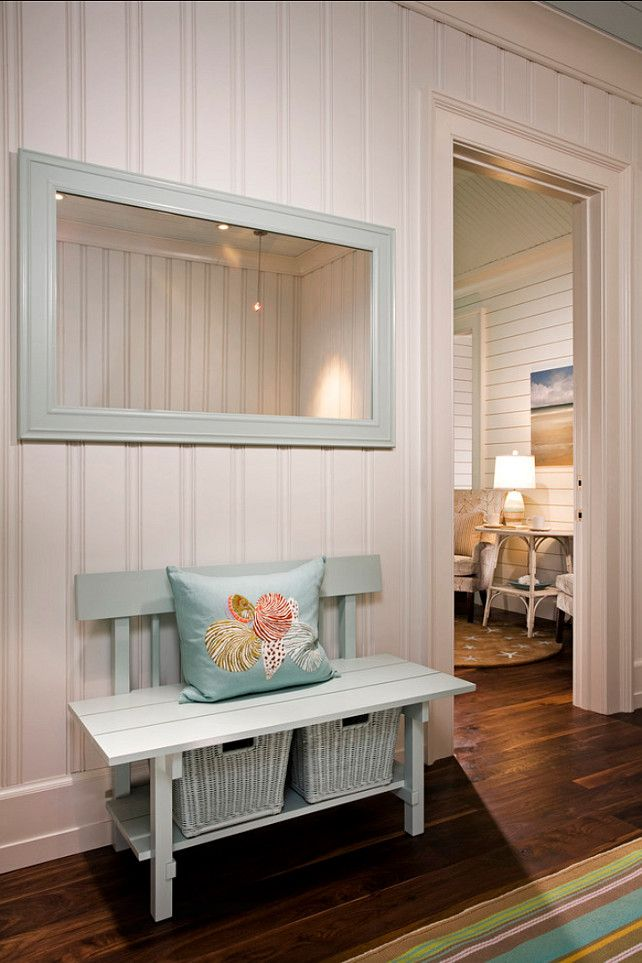17 Best Ideas About Coastal Entryway On Pinterest House