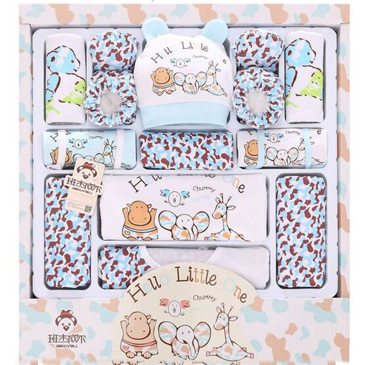 18Pcs Sets 100 Cotton fashion Baby Boy Newborn Gift Set Autumn And Winter Camouflage Cute Suit. Click visit to buy #BabyGirlClothingSet #BabyGirl #ClothingSet