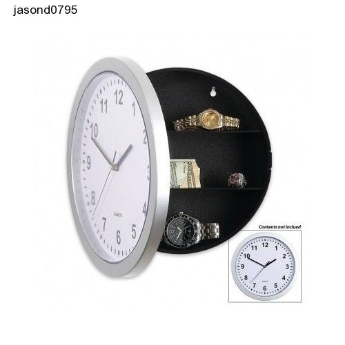 Security Safe jewelry watch money Mitaki-Japan Clock lock Hidden box keys cash