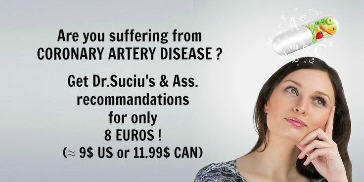 Picture recommandations drsuciu - coronary artery disease