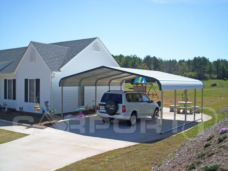 X X Standard Eco Friendly Steel Carport   Installation Included
