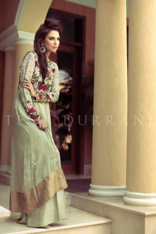 Tena Durrani.  Pakistani