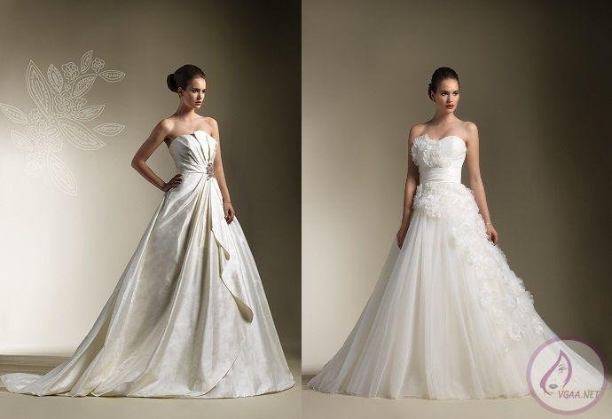 Yaz düğününde sizce ne giyilir ? Yazlık gelinlik modelleri http://www.vgaa.net adresinde bulabilirsiniz