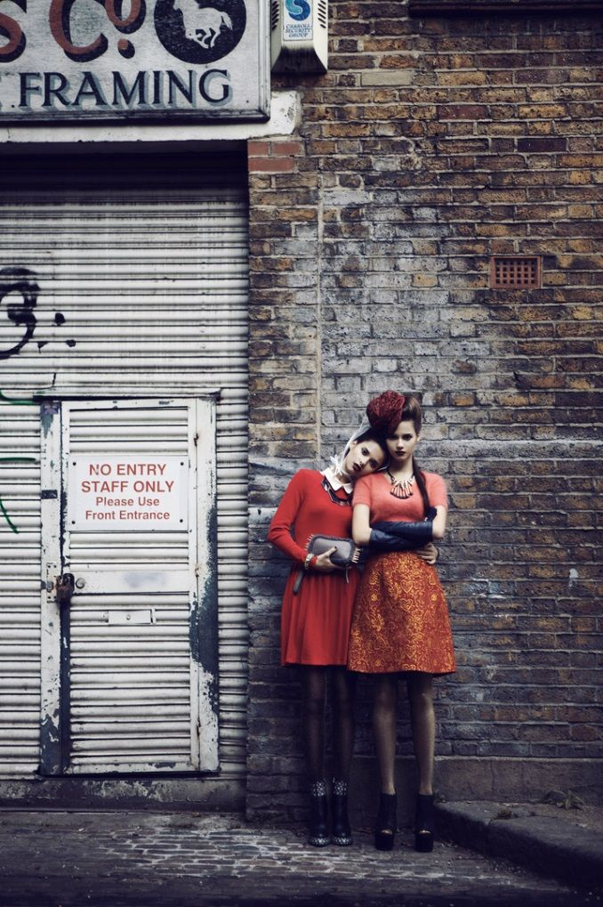 Best vintage fashion ideas! Take a look and get inspired. | See more suggestions at http://vintageindustrialstyle.com/