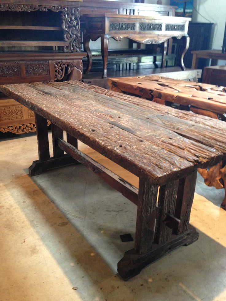 17 Best Images About Railroad Tie Furniture On Pinterest
