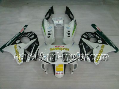 Carenado de ABS de HONDA CBR 250RR MC22 1991-1998 - HANN Spree