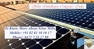 Solar Installation Companies Kerala - Wind Voltz Energy Pvt. Ltd - Renewable Energy sources are good to reduce the pollution. #readmore #Kerala #Solarenergy #solarpower #solar #renewableenergy #electricity