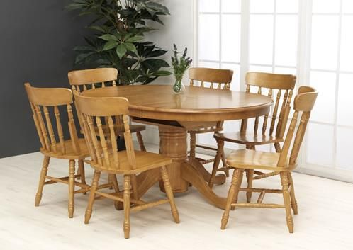 Colonial, extending table, 6 chairs, compact dining table, compact dining set, maple dining set, maple dining table, extending dining set
