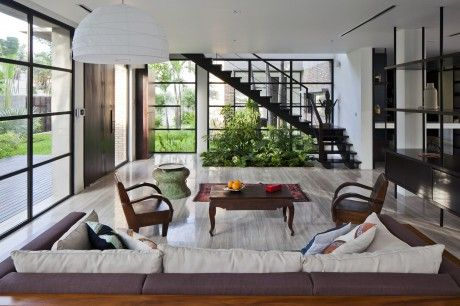 Thao Dien House by MM ++ Architects | 2nd view