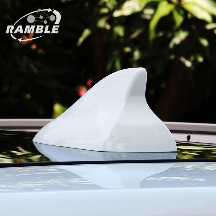 Ramble marca para nissan x-trail qashqai antena de aleta de tiburón antena de radio para x-trail qashqai auto refit techo antena avanzada