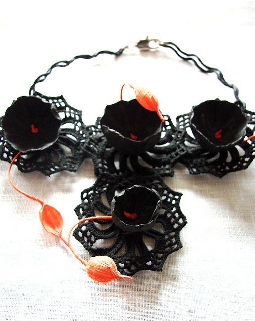 Halloween party decoration, accessories, gioielli Halloween collana , necklace   Flickr – Condivisione di foto!