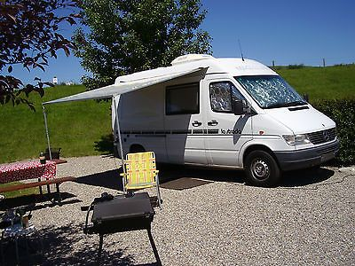 Used Mercedes RV Campers | Mercedes Benz Sprinter 4 Cylinder Diesel Camper Van Rv - Used Mercedes ...