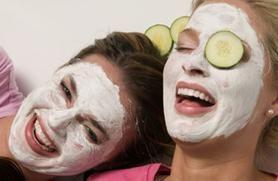 10 DIY beauty treatments - spoiled yogurt face mask!