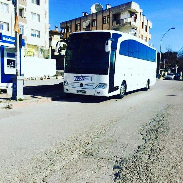 Rent A bus istanbul