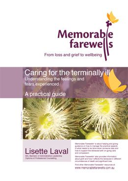 cover of Caring for the terminally ill