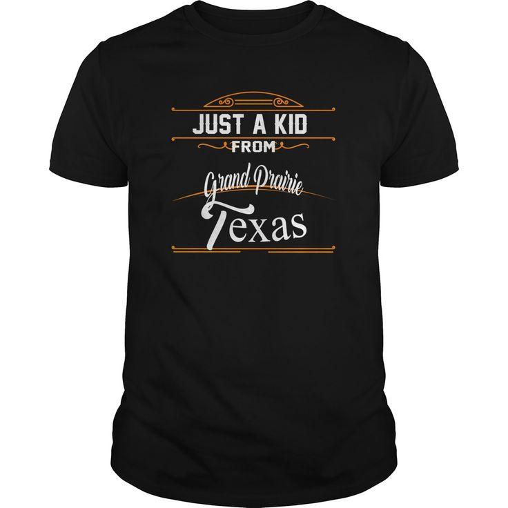 A Kid From Grand Prairie  Texas