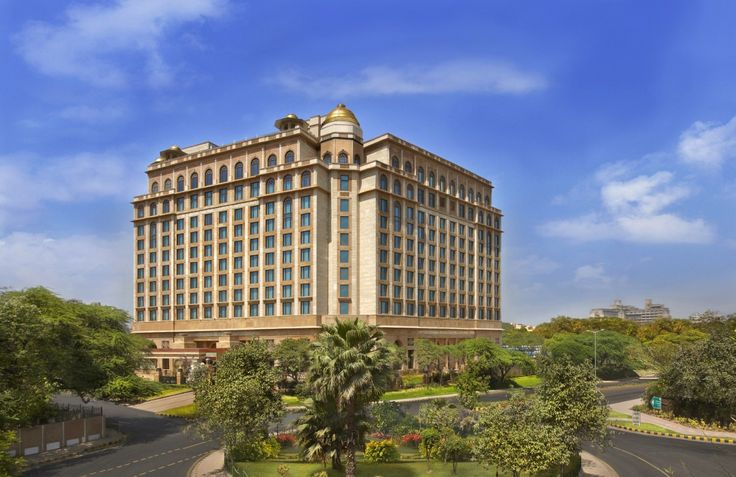 The magnificent #TheLeelaPalaceNewDelhi is located in an exclusive area of #NewDelhi and is in close proximity to the #RashtrapatiBhavan. The room made a great visual impact with impressive décor, state-of-the-art amenities, and also provides spectacular views of the city's skyline. #travel #nature #tourism