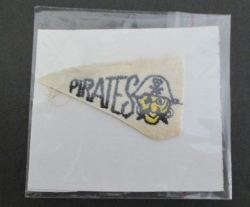 Vintage-PITTSBURGH-PIRATES-Mini-Baseball-Pennant
