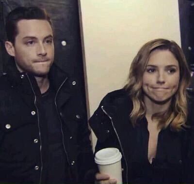 Who is erin lindsay dating on chicago pd